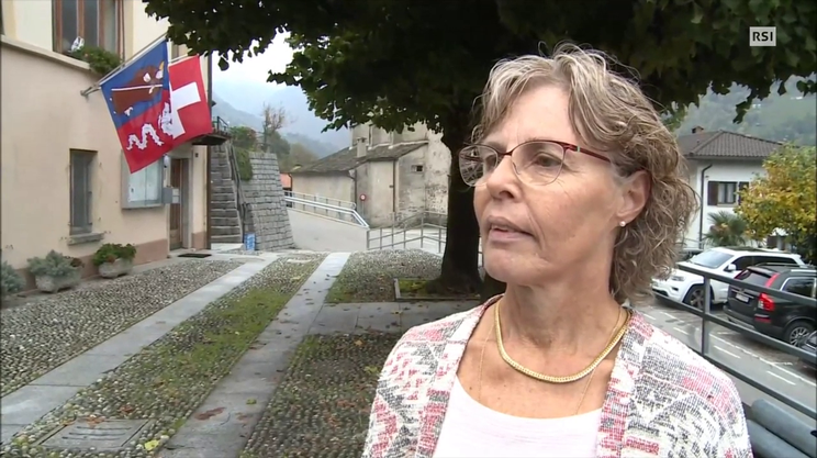 La soddisfazione di Daniela Tamagni, sindaca di S. Antonio (RescueMedia)