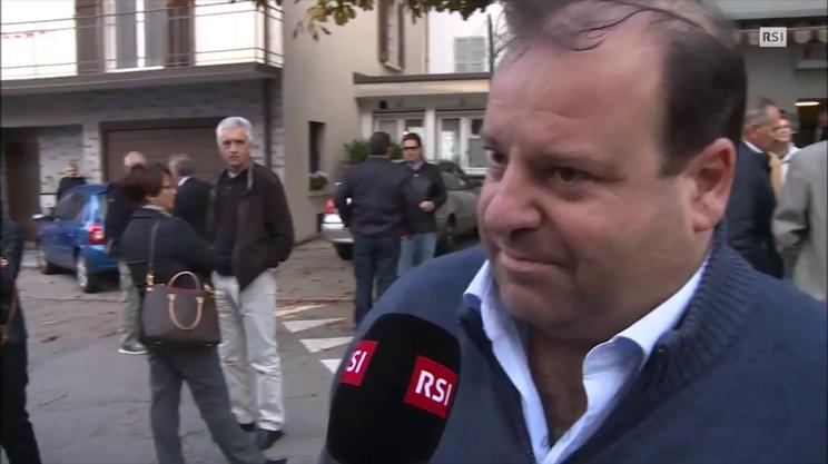 """Ivan Guidotti, sindaco di Monte Carasso: """"non ci speravo"""""""