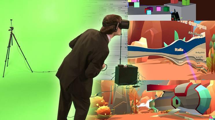 I dati nella realtà virtuale