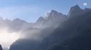 Crolla la montagna in Bregaglia