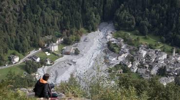 La Svizzera che si sgretola