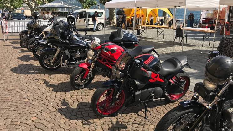 Ascona, Bikers & Friends