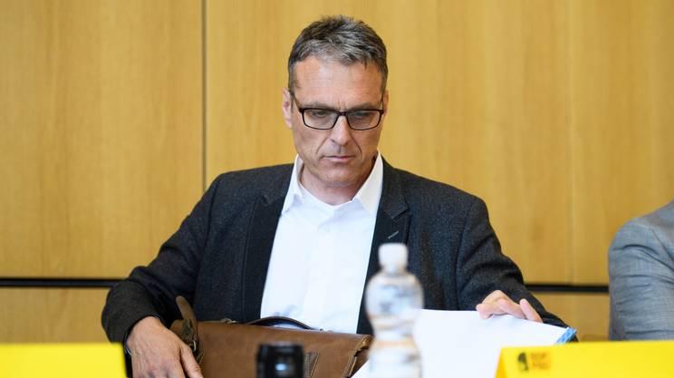 Andreas Felix (PBD): la sua uscita di scena, sull'onda dello scandalo degli appalti, rimescola le carte per la corsa al rinnovo del Governo retico