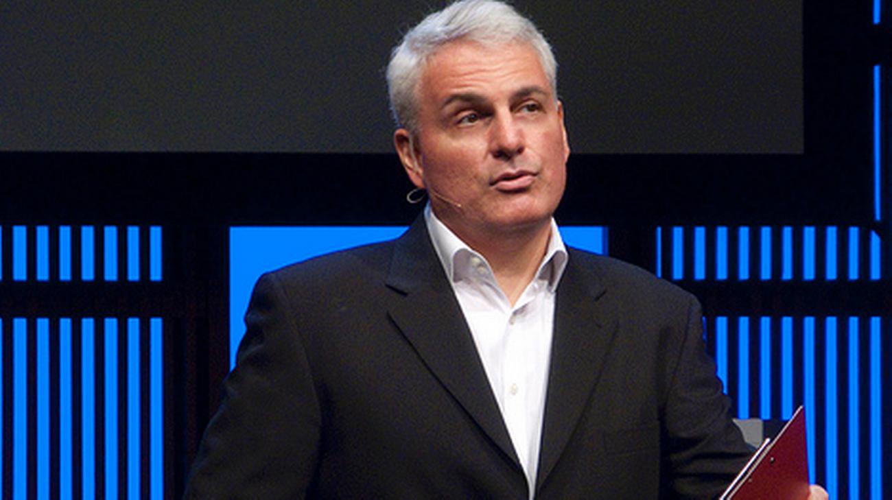 Bruno Giussani, direttore europeo di TED