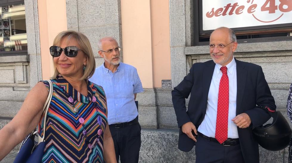 I rappresentanti dei comuni di Chiasso, Balerna e Novazzano si sono incontrati giovedì con gli incaricati della Segreteria di Stato per la migrazione (SEM) a Chiasso