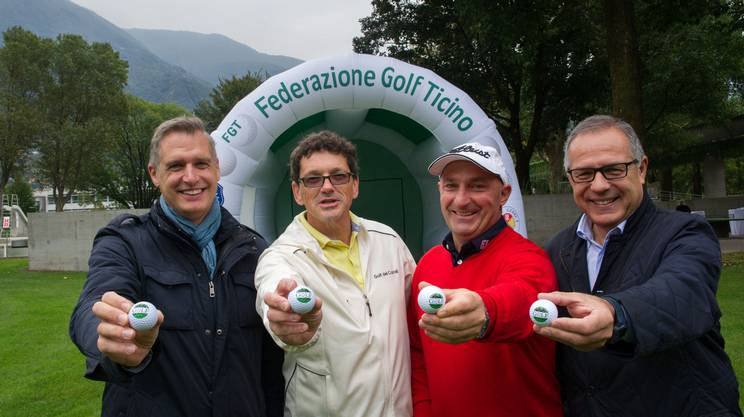 Christian Paglia, Nicola Valerio, Giovanni Volentik e Giorgio Soldini