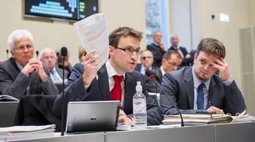 Elezioni 2018 - Il programma del PS con il capogruppo in GC Conradin Caviezel