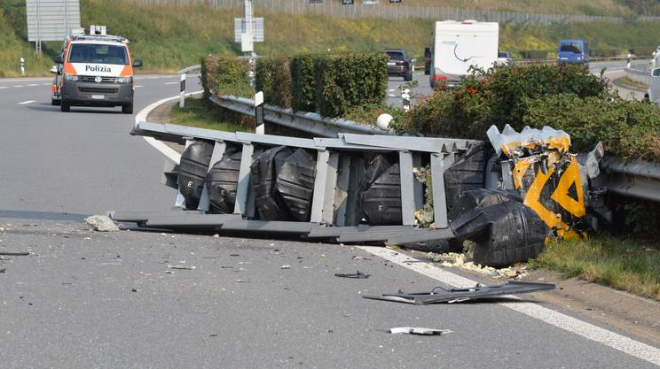 Alcuni scatti dell'incidente di Sigirino