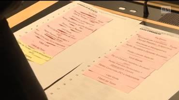 CSI 18.00 del 04.02.19: le liste sono definitive