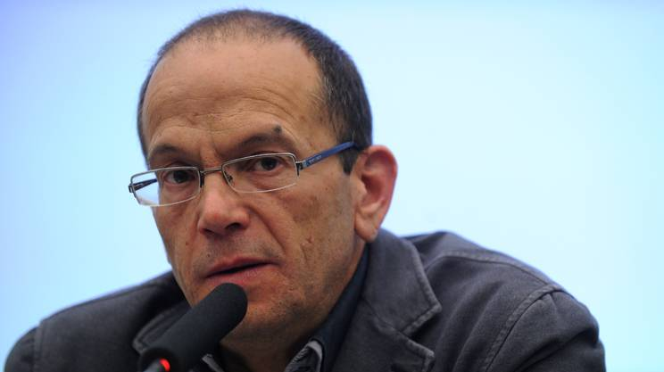Gianmaria Pusterla, vicedirettore del Giornale del Popolo