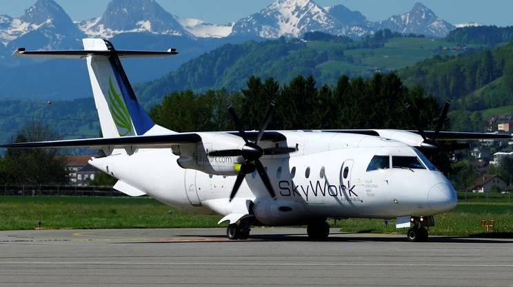 Gli aerei di SkyWork collegheranno regolarmente Lugano e Ginevra da fine ottobre