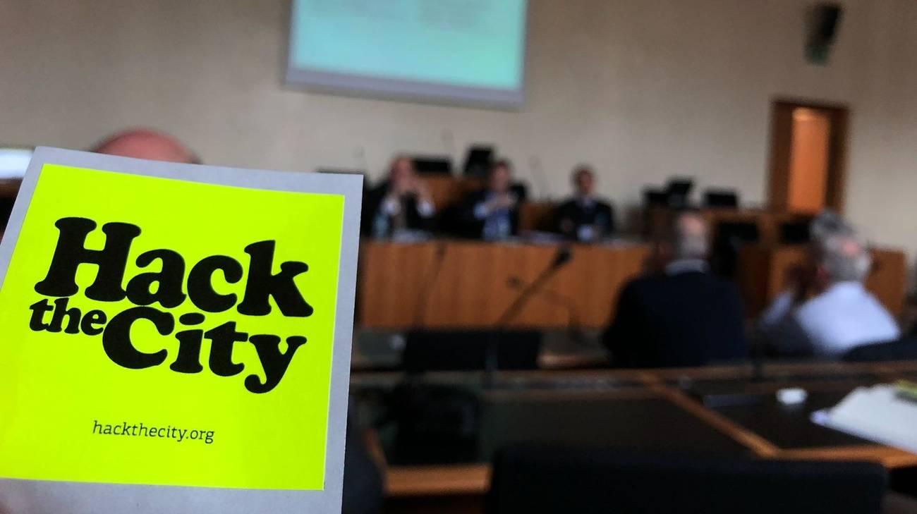Hack the City 2018: 27.04.2018 18:00 - USI, Lugano