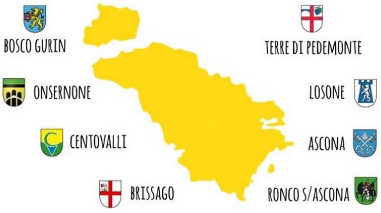 Il 10 giugno si vota in otto comuni