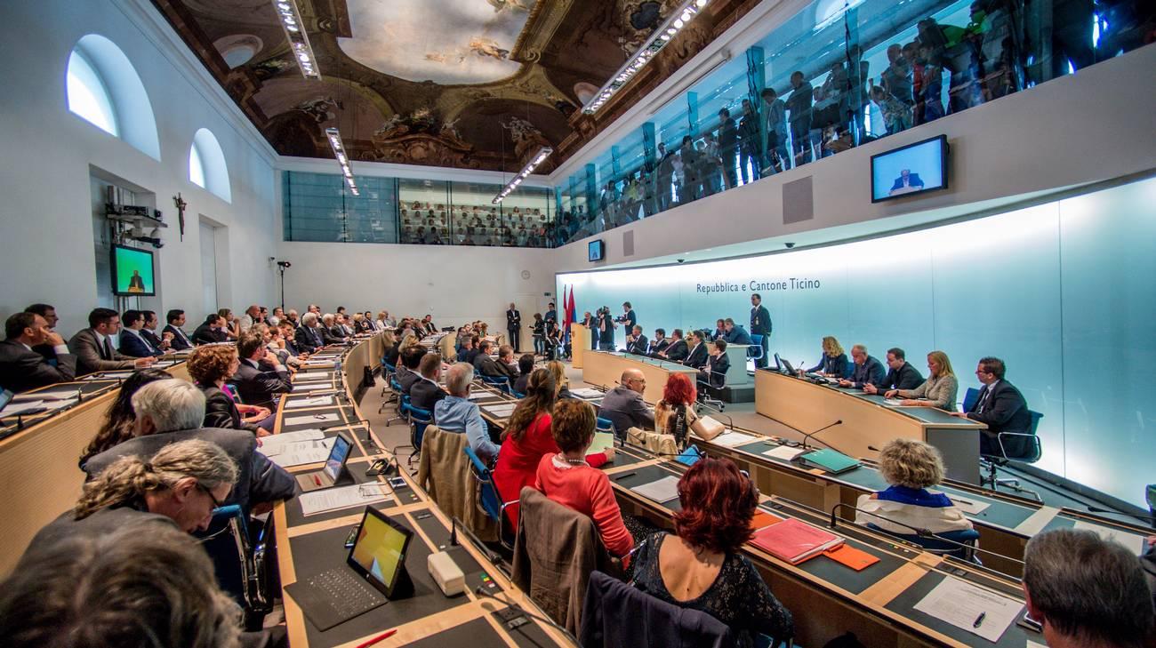 Il casellario per tutti rsi radiotelevisione svizzera for Lavorare in parlamento