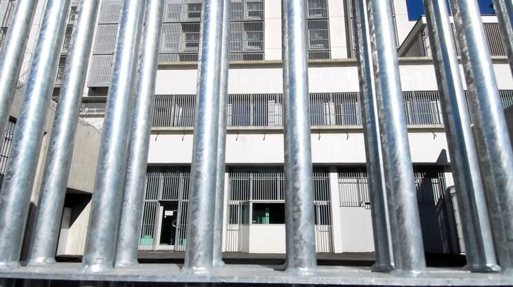 Il carcere giudiziario Farera