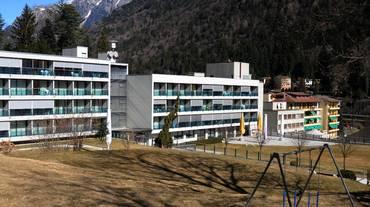 Blenio, l'ospedale avanza