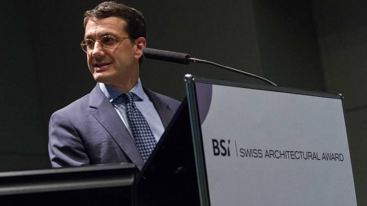 Il dimissionario Stefano Coduri