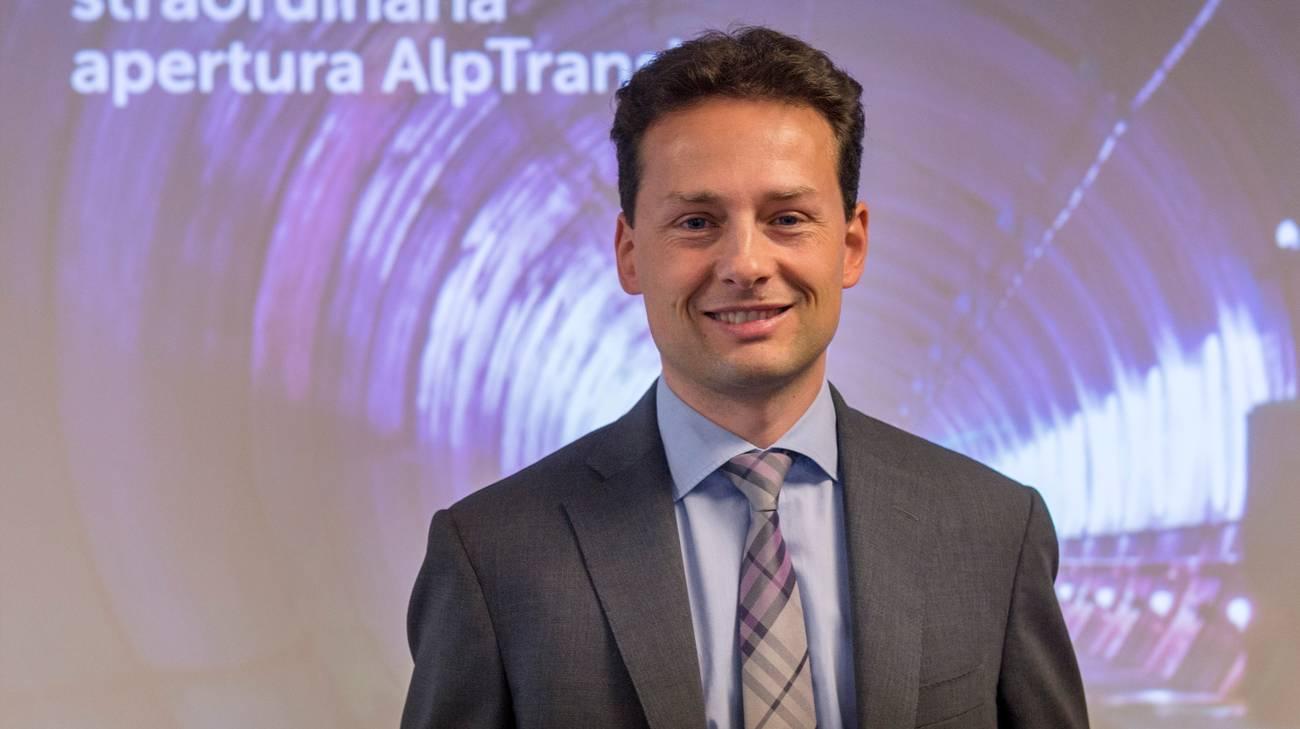 Il direttore dell'Agenzia Turistica Ticinese Elia Frapolli