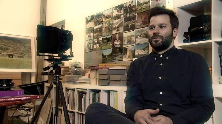 Il fotografo Igor Ponti
