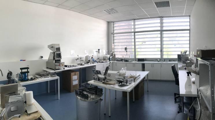 Il laboratorio di Purexis