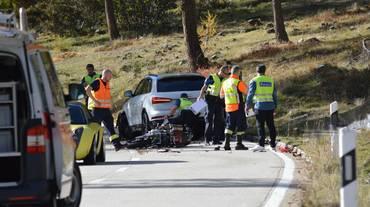 Bedretto, morto il motociclista