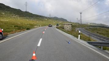 Bernina, morto il ciclista