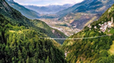 Ecco il ponte tibetano più alto