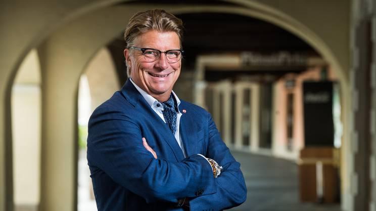 Il presidente di Gastro Ticino Massimo Suter