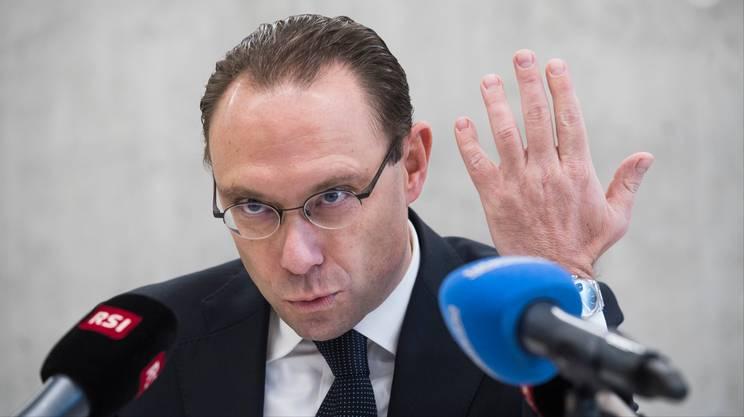 Il procuratore generale Andrea Pagani