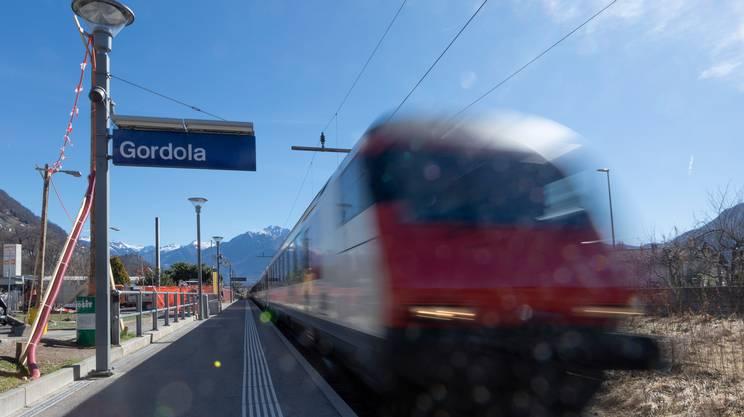 Importanti lavori alla stazione di Gordola
