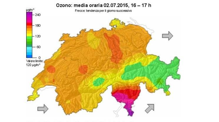 In Ticino i valori più alti a livello nazionale