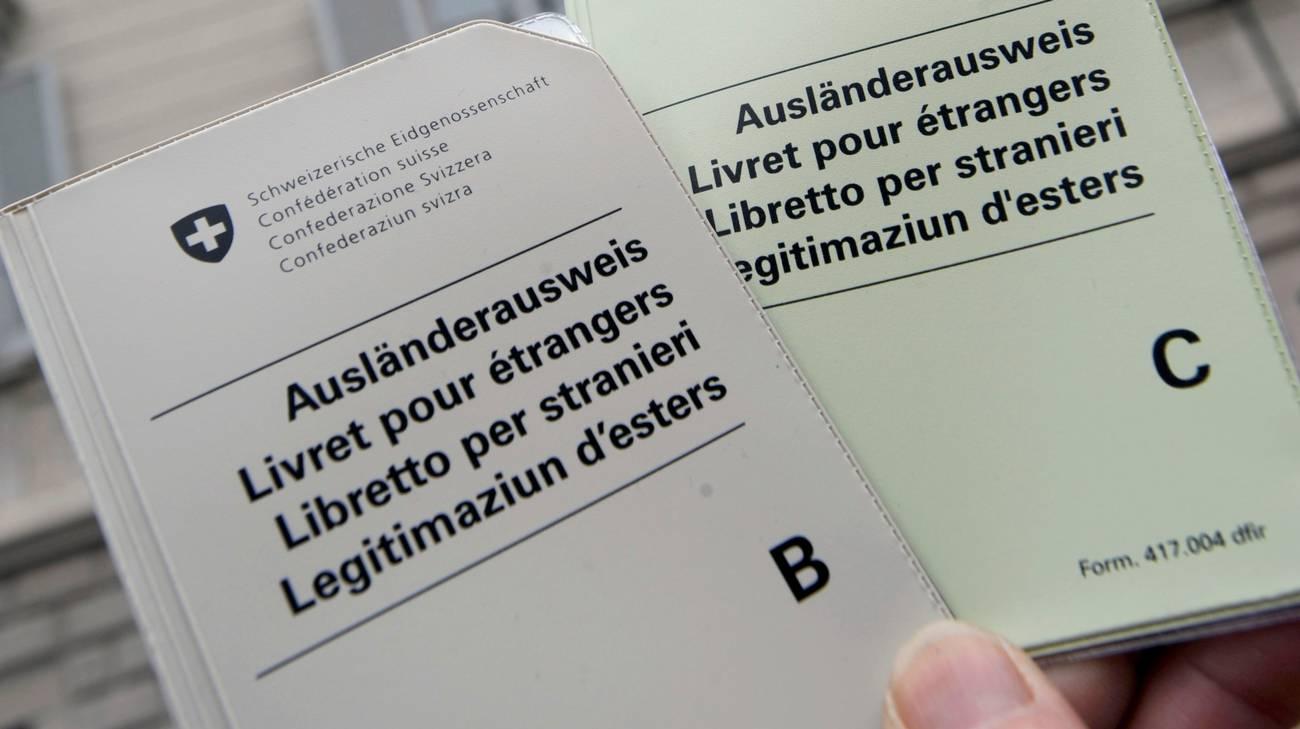 Revocati 37 permessi - RSI Radiotelevisione svizzera