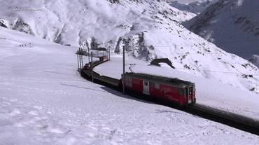 Oberalp, ferrovia chiusa