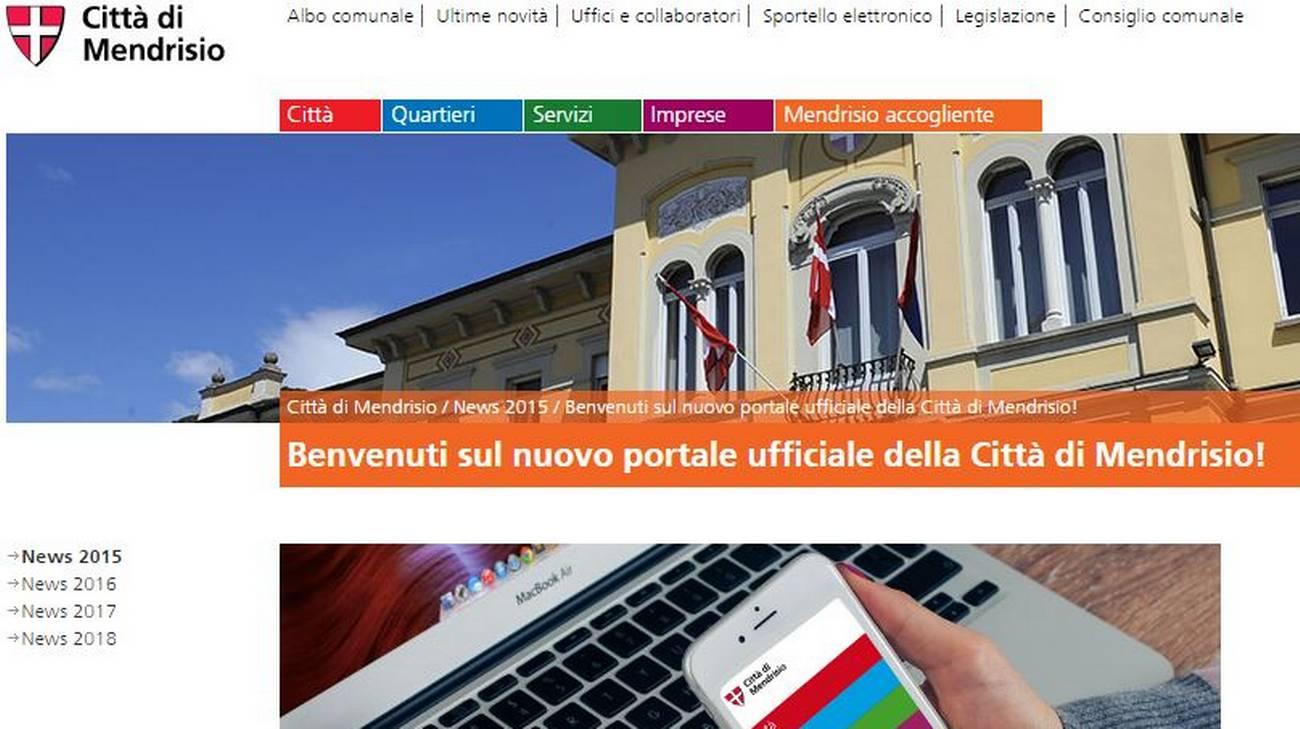 La piattaforma sarà disponibile sul portale ufficiale della città