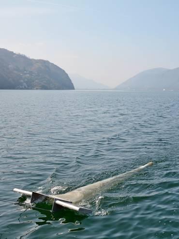 La rete galleggiante