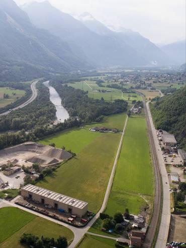 La scelta di Castione per le nuove Officine è contestata dalla Bassa Leventina