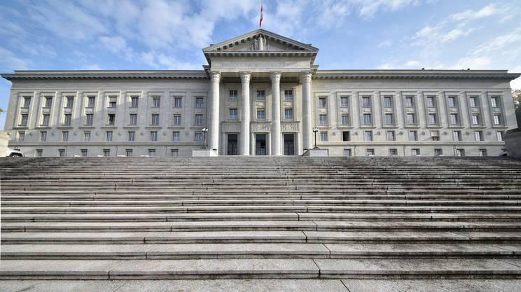 La sede del Tribunale federale a Losanna