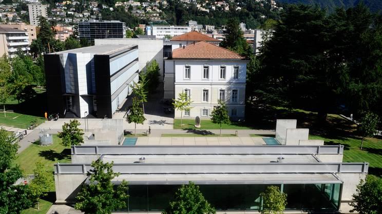 La sede di Lugano dell'USI