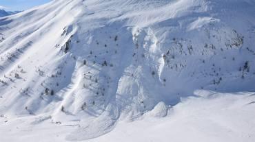 Sciatore morto sopra Zuoz
