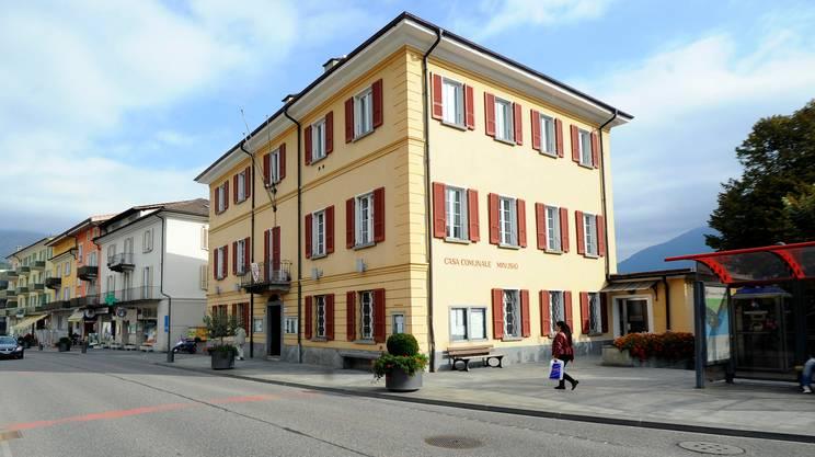 Grandi progetti per minusio rsi radiotelevisione svizzera for Casa comunale