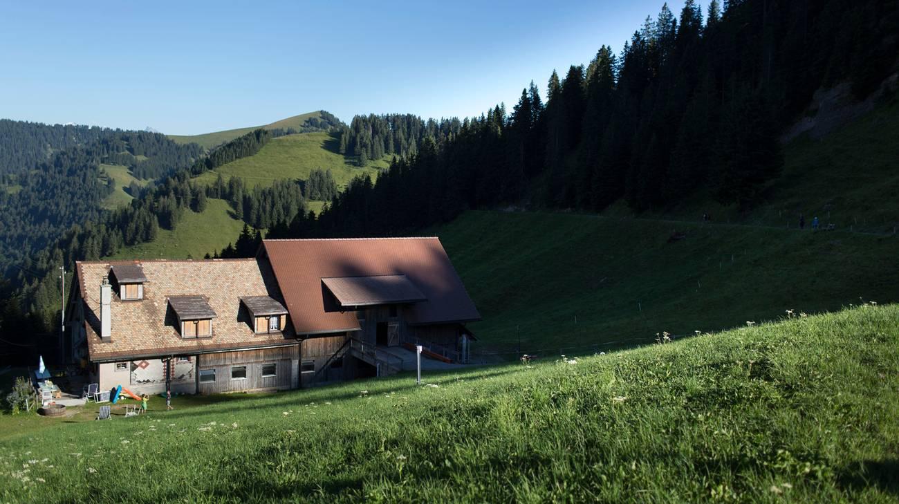 Le offerte di agriturismo in Ticino aumentano di alcune unità all'anno