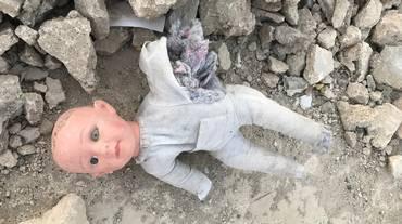Le testimonianze sulla battaglia nella città di Mosul nel reportage di Lucia Mottini