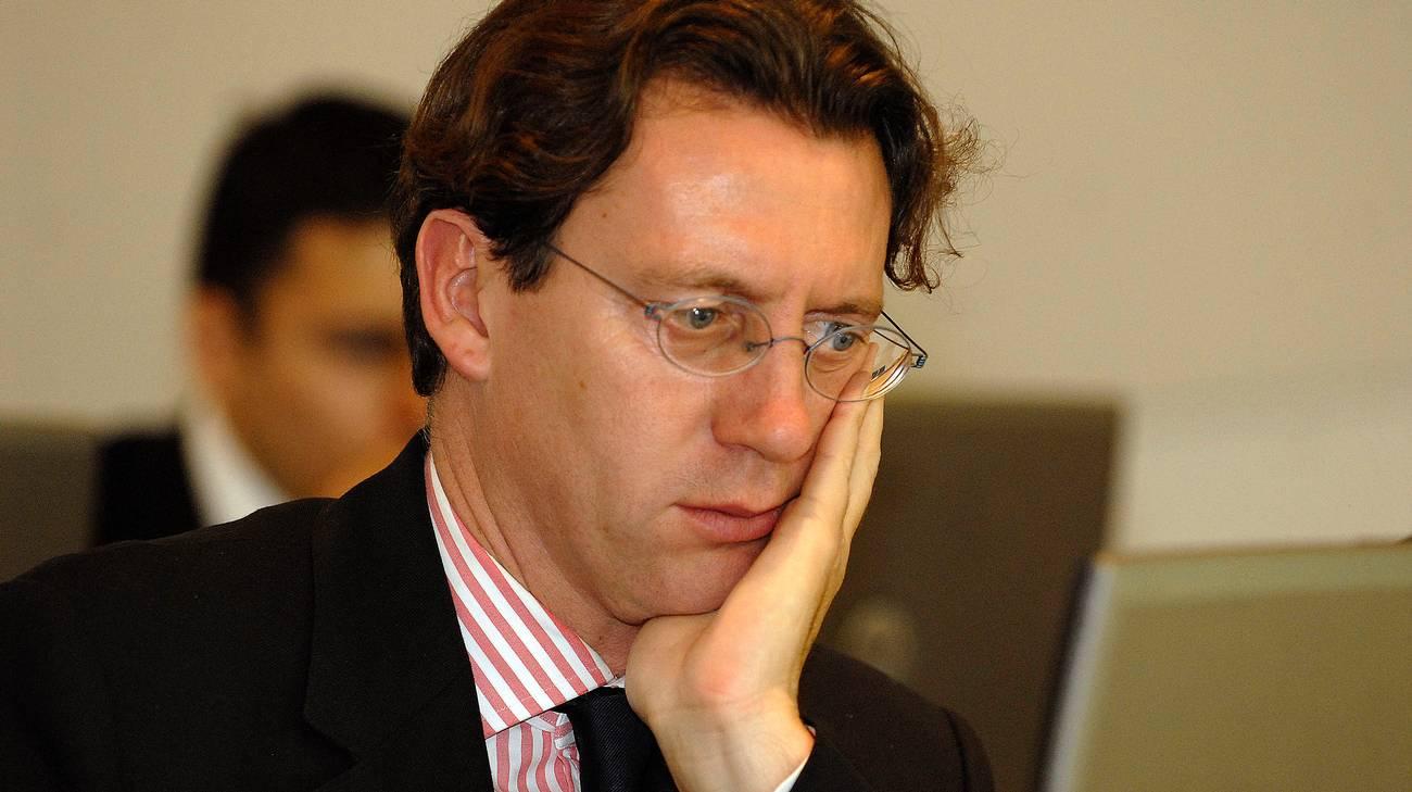 L'ex presidente dell'UDC ticinese, qui in un'immagine del 2007