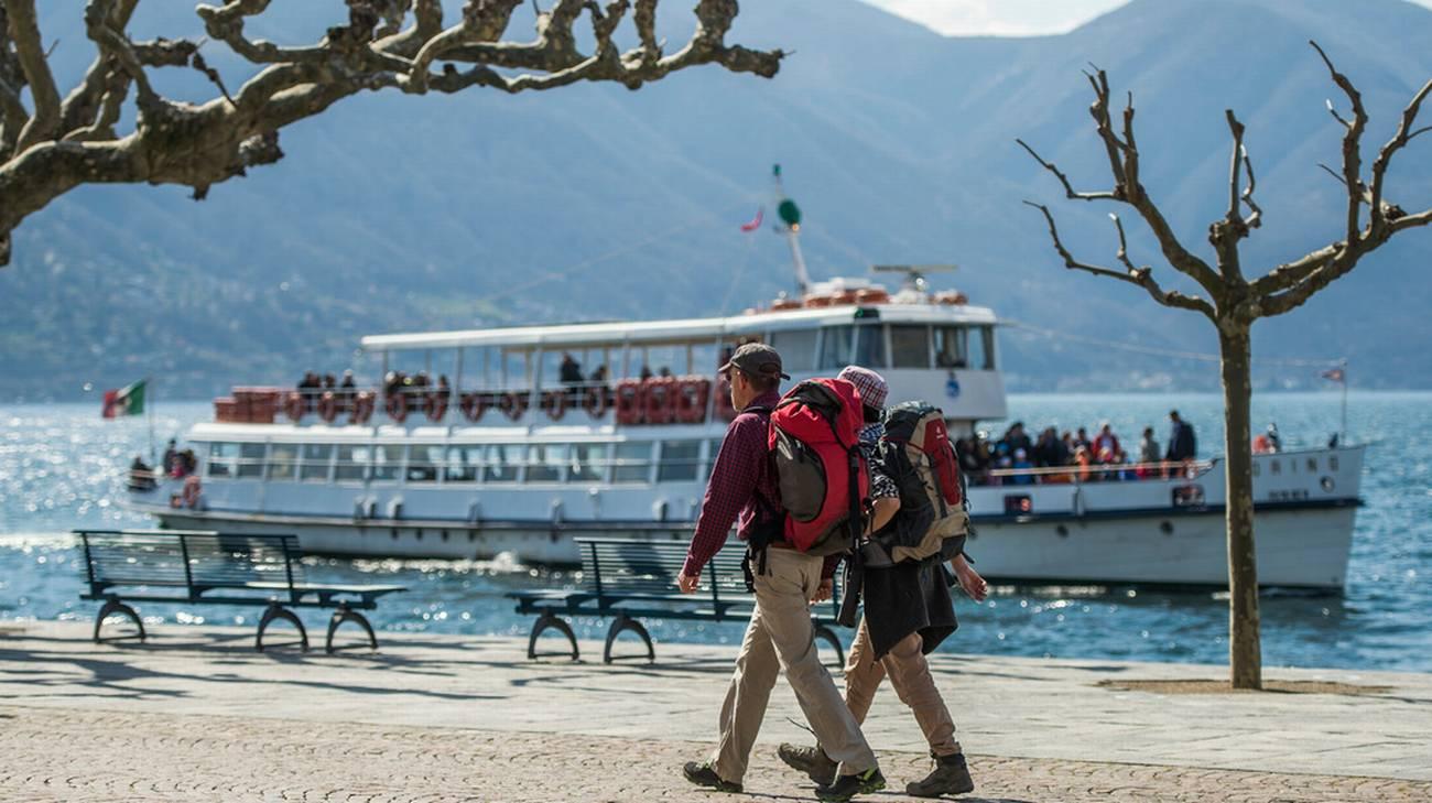 Lo studio colloca la navigazione sul Verbano all'ultimo posto nel paragone con gli altri laghi elvetici
