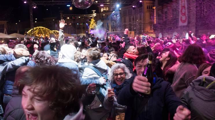 Il Ticino saluta Capodanno