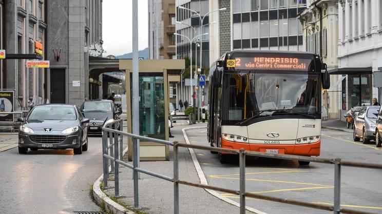 Il trasporto pubblico avanza