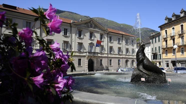 Palazzo delle Orsoline a Bellinzona
