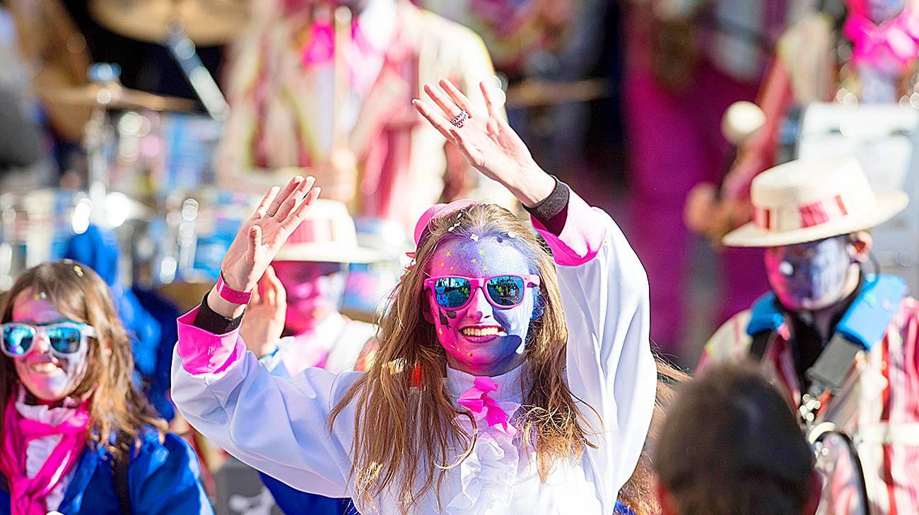 Parola chiave: colori e tanto divertimento