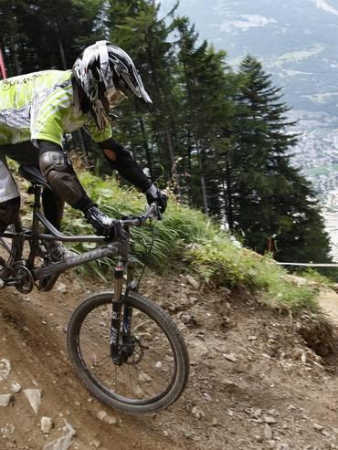 Per gli impianti di risalita del Brambrüesch, a Coira, l'introduzione dell'abbonamento annuale ü stata particolarmente apprezzata dagli amanti del mountainbike