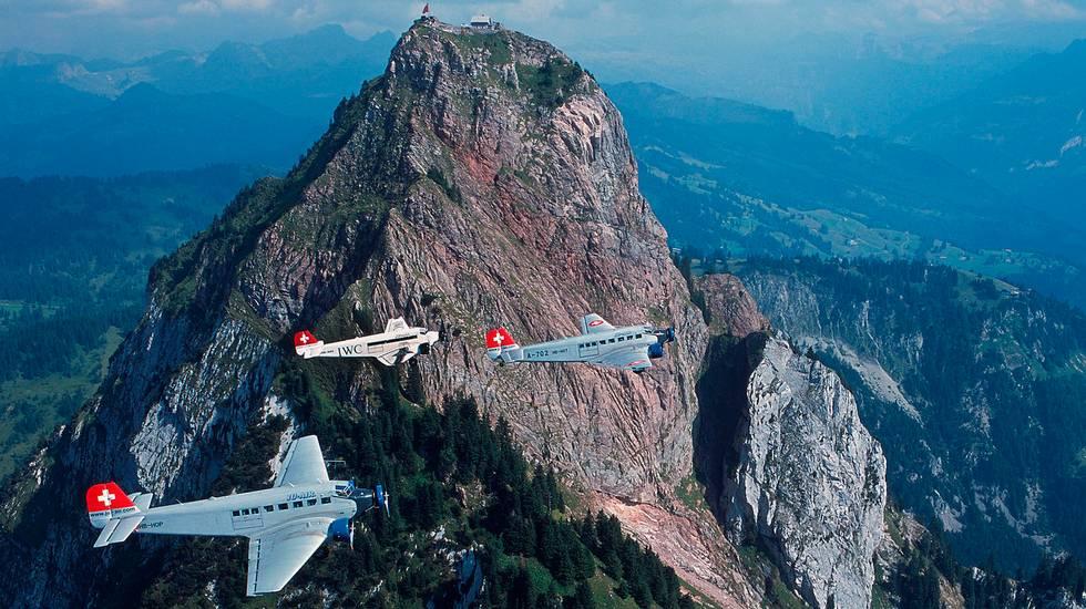 Voli Ju-Air al completo